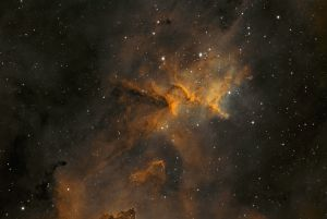 Melotte 15 at the heart of the Heart Nebula (IC1805)